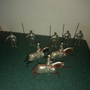 Antique Lead Soliders